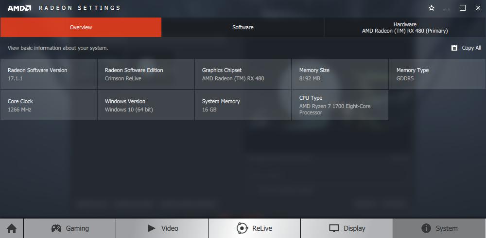 Инструкция по установке драйвера для AMD